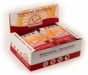 40 x Wärmepflaster Wärmepads Wärmekissen Bodywärmer Rücken Körperwärmer MHD 2023