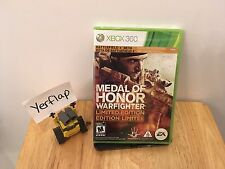 Medal of Honor Warfighter Limited Edition 360 FACTORY SEALED NEW