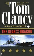 BUY 2 GET 1 FREE The Bear and the Dragon 10 by Tom Clancy (2001, Paperback,...