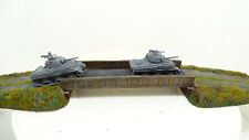 Road Bridge.15mm.1:100 Scale. hand cast resin. Metal or wood Effect. WW2 / FOW
