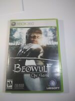 Beowulf: The Game (Microsoft Xbox 360, 2007) Tested No Manual