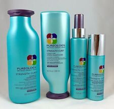 Pureology Strength Cure Shampoo, Conditioner, Lengths Treatment, Salve Treatment
