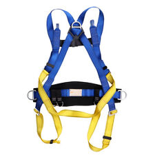 Mountaineering Body Safety Harness Waist Support Seat Belt Climbing Roofing