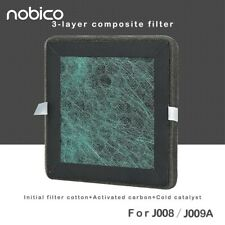 Nobico 3-layer Composite Filter For J008/J009A Negative Ion Air Purifier Us Stoc