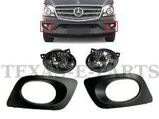 Mercedes-Benz Sprinter 2500 Hella Left Fog Light Assembly 011250331 9068204061