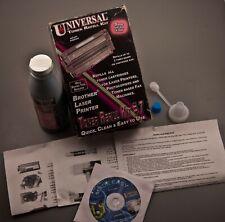 UNIVERSAL TONER REFILL KIT #7 for Older Brother Printers