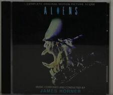 JAMES HORNER - Aliens   OST CD (II 925)