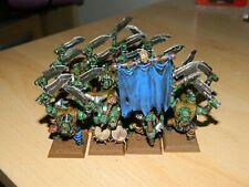 Warhammer Fantasy Orcs Army Plastic Orc Boyz Regiment Unit Oldhammer AE431462