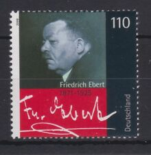 WEST GERMANY MNH STAMP DEUTSCHE BUNDESPOST 2000 FRIEDRICH EBERT SG 2950