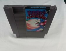 KIRBY ADVENTURE NES NINTENDO VIDEO GAME CART