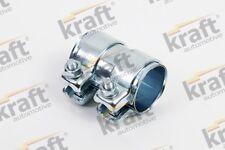 KRAFT AUTOMOTIVE 0570050 Rohrverbinder Doppelschelle Auspuff Abgasanlage