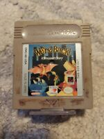 We're Back A Dinosaur's Story (Nintendo Game Boy, 1993) Tested Working