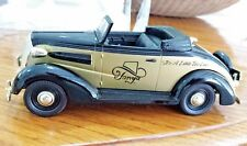Liberty Classic Chevrolet 1937 Tanya Tucker 1:25 Die Cast Spec Cast Chevy Bank