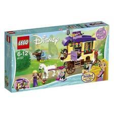 LEGO Disney Princess Rapunzel's Traveling Caravan Set 41157 323pcs