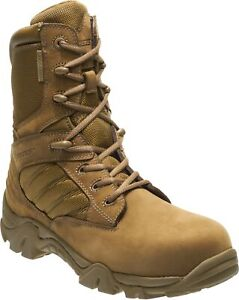 Bates Men's GX-8 Composite Toe Side Zip Tactical Boot FAST FREE USA SHIPPING