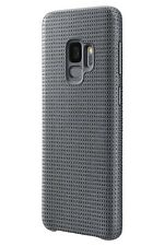 Official Samsung Galaxy S9 Hyperknit Grey Rear Cover / Case - EF-GG960FJEGWW