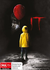 Stephen King's IT (DVD, 2017) NEW