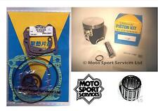 KTM 300 EXC XC 2005-2007 Mitaka Top End Rebuild Kit Piston (C) Gasket Bearing
