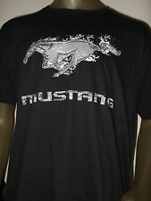 Nwt Men's Small Ford Motors Company Mustang American Car FMC Graphic Tee Shirt S