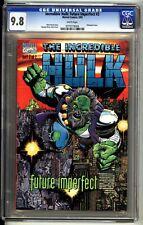Hulk Future Imperfect 2 - Death of Maestro - CGC 9.8 White