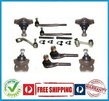 FORD FALCON XD XE XF 79-88 BALL JOINT, TIE ROD, ADJUSTER, IDLER, PITMAN ARM KIT