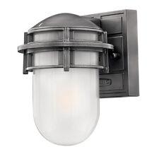 Hinkely Illuminazione Terzarolo Mini 1lt Lanterna Ematite 1 x 60W E27 220-240v