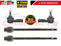 FOR VAUXHALL CORSA C OUTER TRACK TIE ROD ENDS AND INNER STEERING RACK ENDS