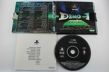 PLAY STATION PS1 PSX DEMO 1 ONE COMPLETO PAL EUR