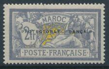 Maroc 52a** sans la surcharge ref NV67