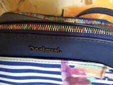 DESIGUAL New collection shoulder Bag Bols Rainbow Splash Jasper 18SAXF85