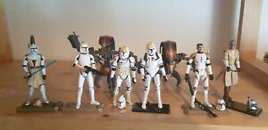 Star Wars Clone Wars Figure Bundle