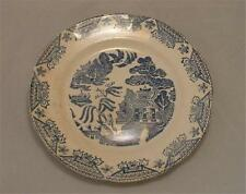 Stoneware Decorative Willow Pattern Transfer Ware Pottery