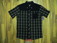 JSLV EASTERN SHIRT/ HEMD NEU NAVY GR:M JUST LIV NOW OR NEVER JSLV