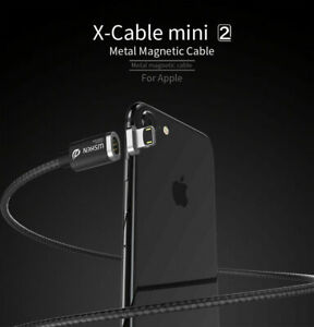 WSKEN Mini 2 Magnetic Micro Type-C Charge Cable For iPhone 12 11 Samsung Android