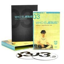 TrueU 03: Who Is Jesus? Building a Comprehensive Case Small Group Curriculum