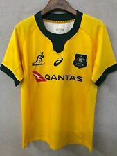 New listing Australia Wallabies 2020 HOME rugby jersey shirt