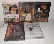 Woody Allen 5x DVD Bundle - Love and Death/Mighty Aphrodite - New & Sealed