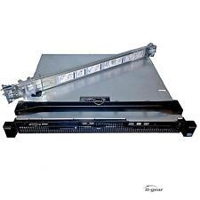 Dell PowerEdge R210II server 1x Heatsink V2 System Board, Single 250w PSU, Bezel