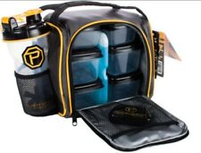 Fit and Fresh Jaxx FITPAK, Portion Control Container Set LUNCH BAG,