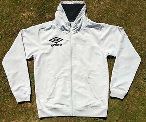 Tailored by Umbro Football Wardrobe FWl Training Leisure Jacket Top Large