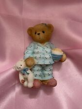"""More details for cherished teddies - #706639 """" we'll share secrets till the wee hours"""" boxed new"""