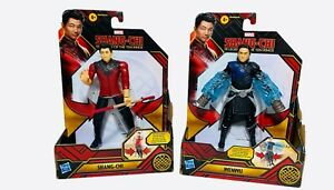 Marvel Shang-Chi Legend of the Ten Rings WENWU RINGS POWER ATTACK LOT OF 2🔥🔥