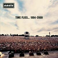 OASIS Time Flies... 1994-2009 2CD BRAND NEW Best Of Singles Greatest Hits