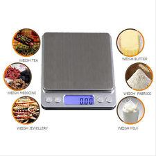 500g x 0.01g Digital Gram Scale Jewelry Weight Electronic Balance Scale FG