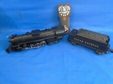 Lionel O Polar Express Engine Tendor & Remote 6-84328 Not Working Parts