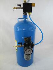 40 Lb Portable Soda Blaster Remove Rust Paint Calcium Build Up
