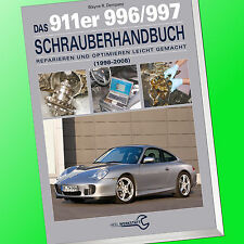 DEMPSEY | DAS PORSCHE 911er 996/997 SCHRAUBERHANDBUCH | Reparaturanleitung(Buch)