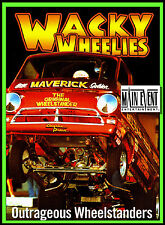 Drag Racing WACKY WHEELIES, the CLASSIC ORIGINAL, a Main Event Entertainment DVD