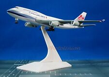 Dragon Wings China Airlines Taiwan B 747 1:400 Exclusive Plane Model 55786