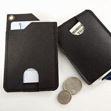 Design Ideas TRANSIT Identity Business Card Case Wallet Color BLACK (6402001)